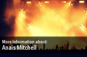 Anais Mitchell Tickets Evanston