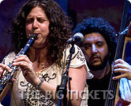 Anat Cohen Seattle Tickets