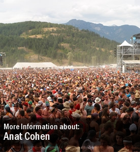 Anat Cohen Tickets Seattle