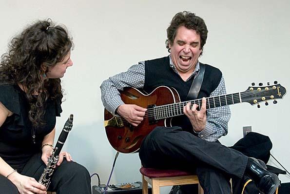 Anat Cohen Concert