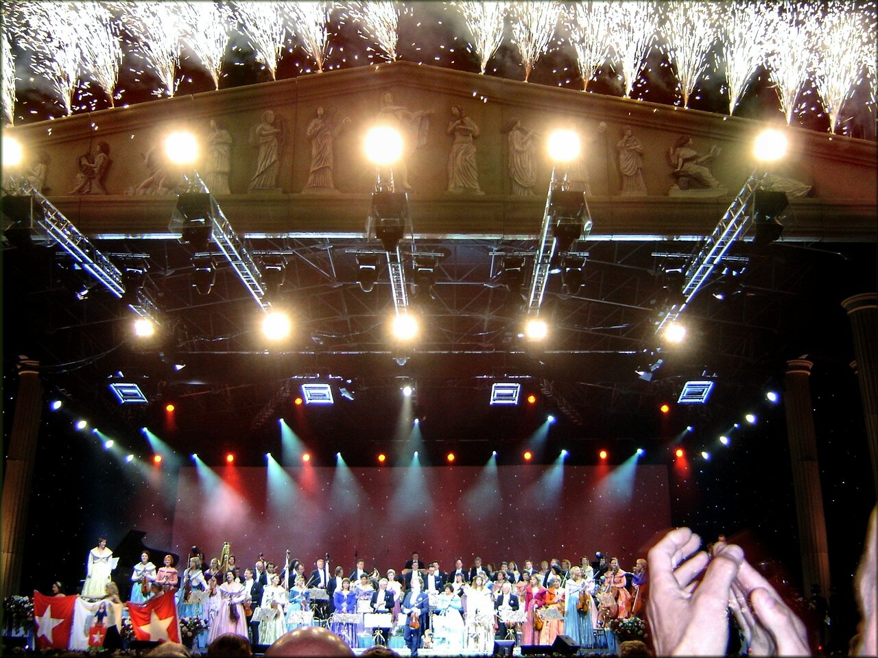 2011 Andre Rieu Show