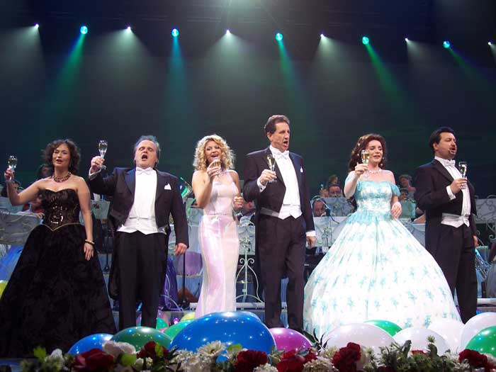 Tickets Andre Rieu