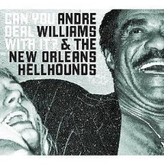 Andre Williams Concert