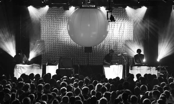2011 Tour Animal Collective Dates