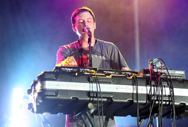 2011 Tour Animal Collective Dates