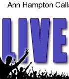 Ann Hampton Callaway Walt Disney Concert Hall