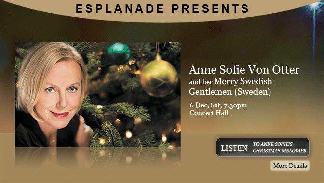 Anne Sofie Von Otter Tickets Show