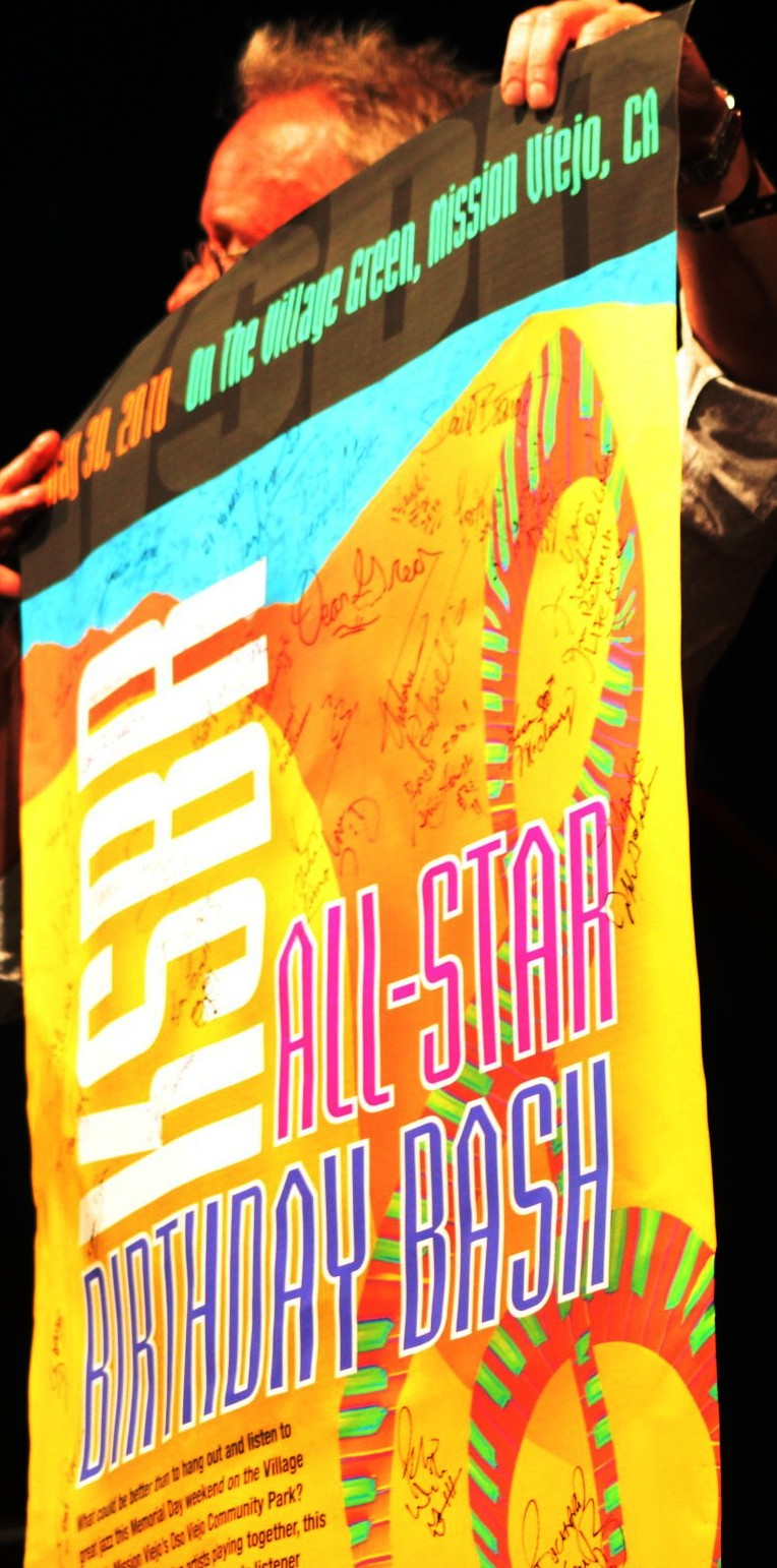 Annual Ksbr Birthday Bash Mission Viejo CA