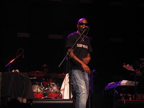 2011 Show Anthony David
