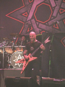 2011 Anthrax Show