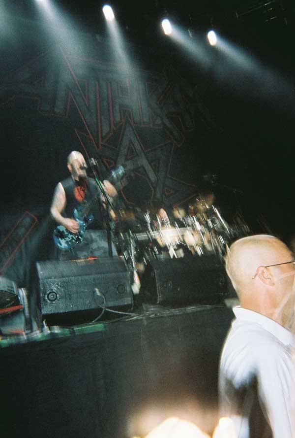 Concert Anthrax