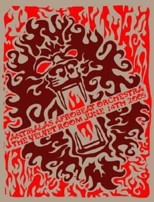 Antibalas Afrobeat Orchestra San Francisco
