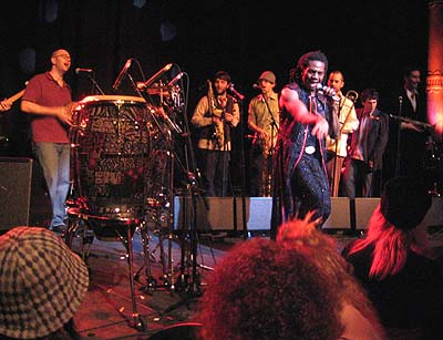 Antibalas Afrobeat Orchestra Dates 2011
