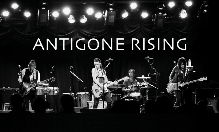 Antigone Rising Show Tickets