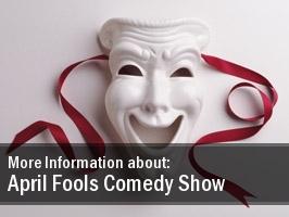 April Fools Comedy Show New York