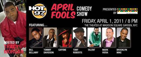 Tour April Fools Comedy Show Dates 2011