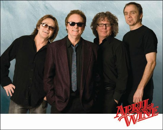 April Wine Dates 2011