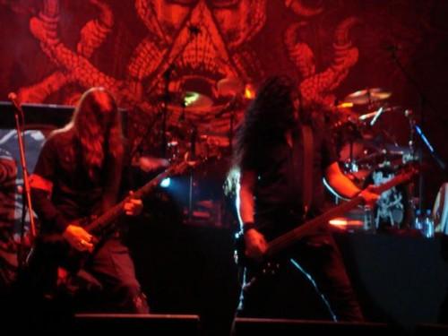 Show Arch Enemy 2011