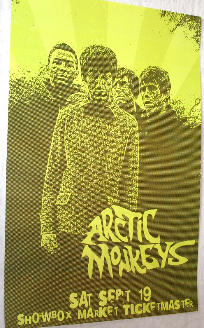 2011 Dates Arctic Monkeys Tour