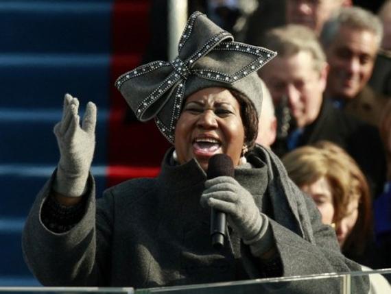 Aretha Franklin 2011 Show