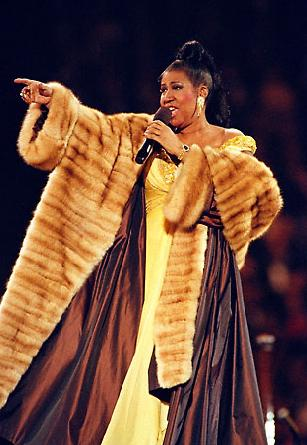 Tour Aretha Franklin 2011 Dates