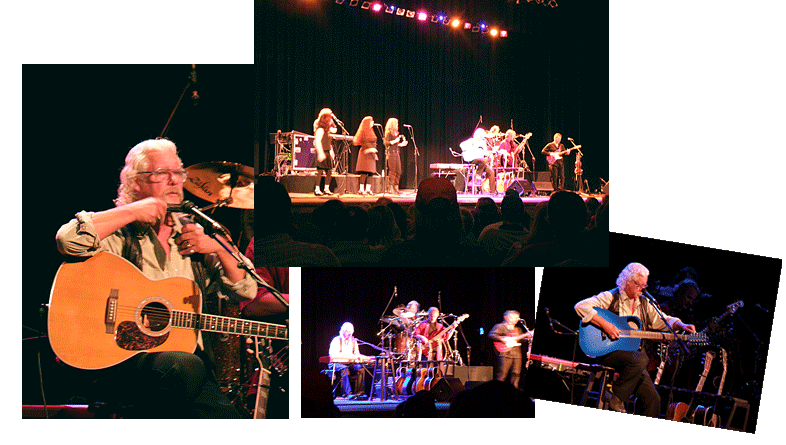 Arlo Guthrie Show 2011