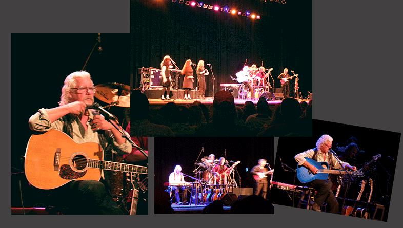 Arlo Guthrie Show 2011