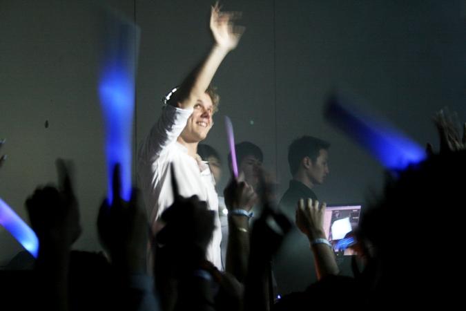 Armin Van Buuren Chicago IL
