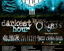 Atticus Metal Tour Tickets Denver