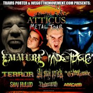 Tickets Atticus Metal Tour