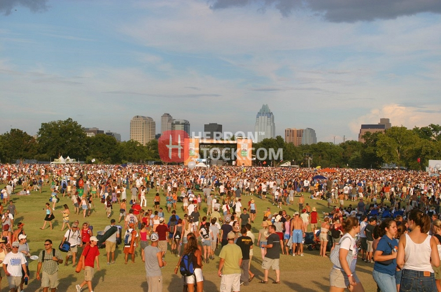 Austin City Limits Festival Tickets Zilker Park