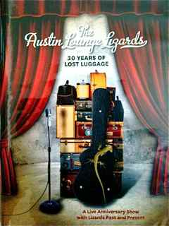 Concert Austin Lounge Lizards