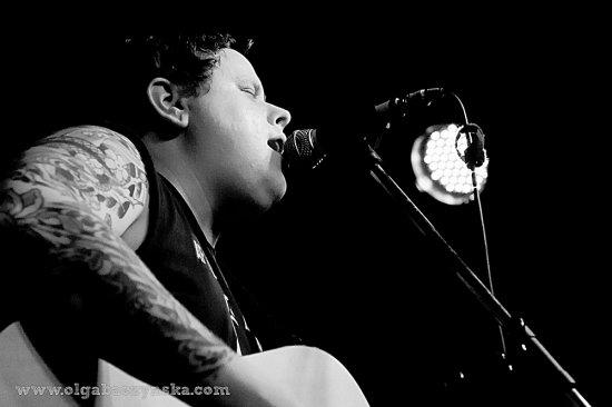 2011 Show Austin Lucas