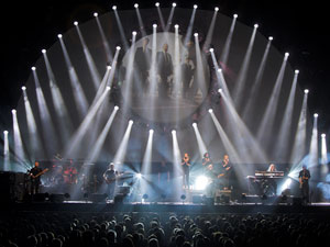 2011 Tour Australian Pink Floyd Show Dates