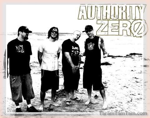 Authority Zero Concert