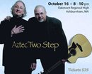 Aztec Two Step Show Tickets