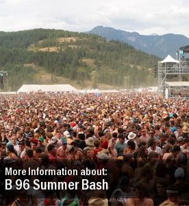 Show B 96 Summer Bash 2011
