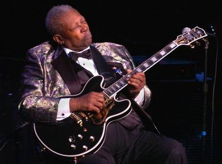 Dates Tour B B King 2011