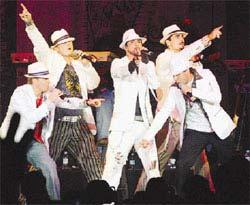 2011 Backstreet Boys