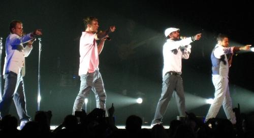 Backstreet Boys Rogers Arena Tickets