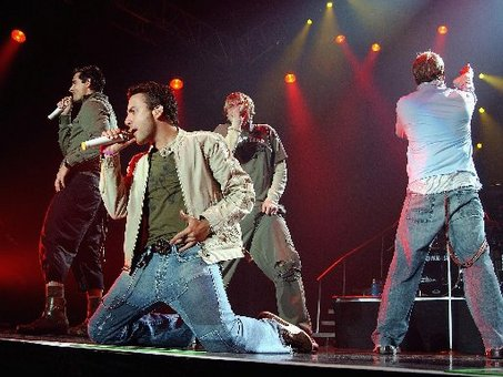 Dates Backstreet Boys 2011
