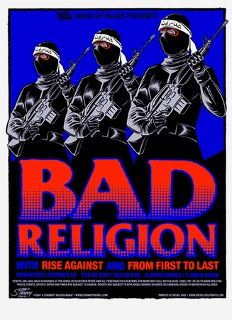 Bad Religion Denver Tickets