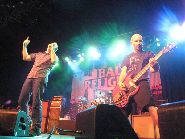 Bad Religion Denver