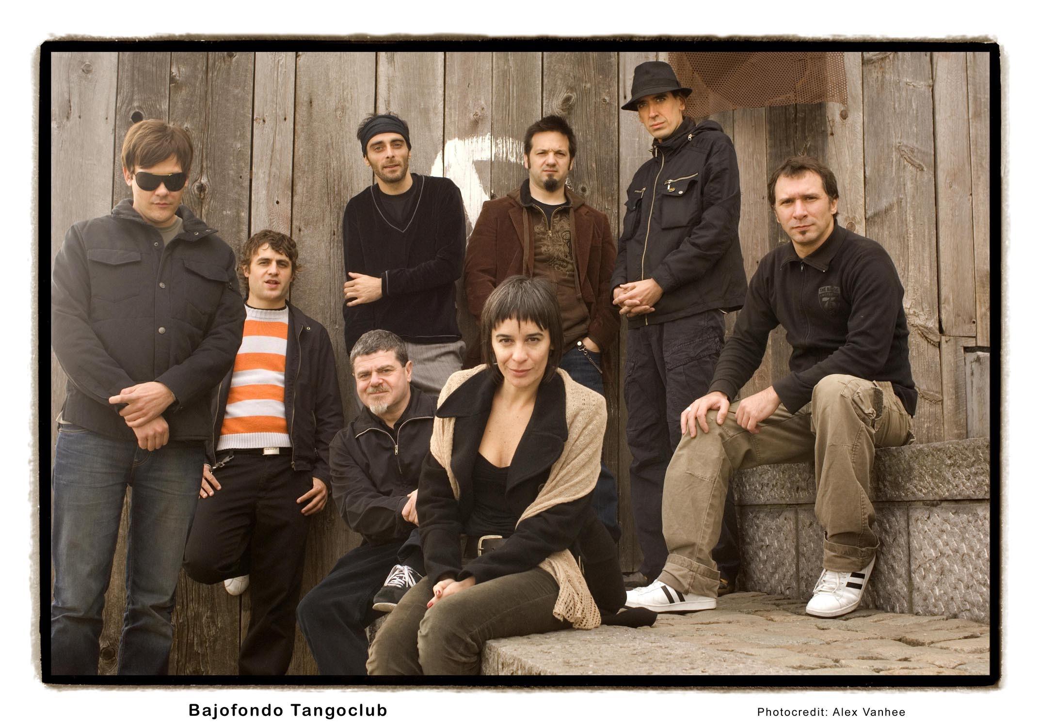 Tickets Bajofondo Tango Club