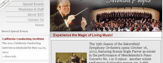 Bakersfield Symphony Orchestra Tickets