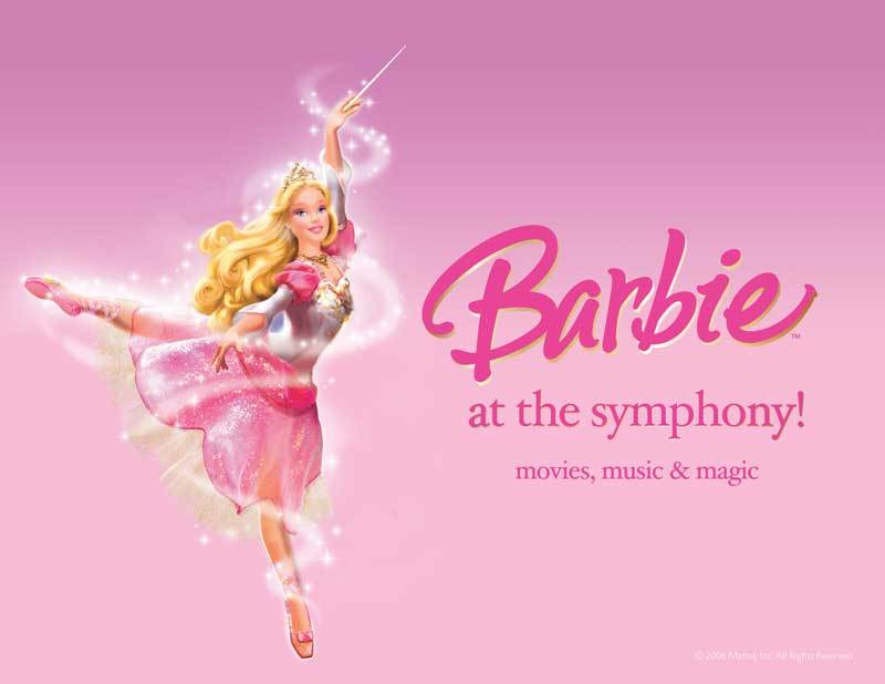 2011 Dates Tour Barbie At The Symphony