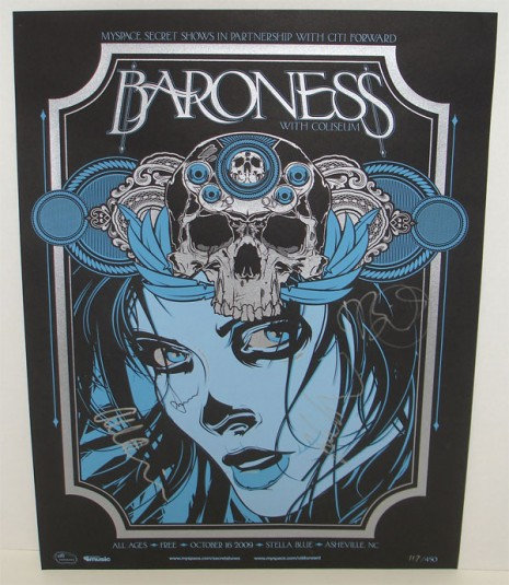 Tickets Baroness