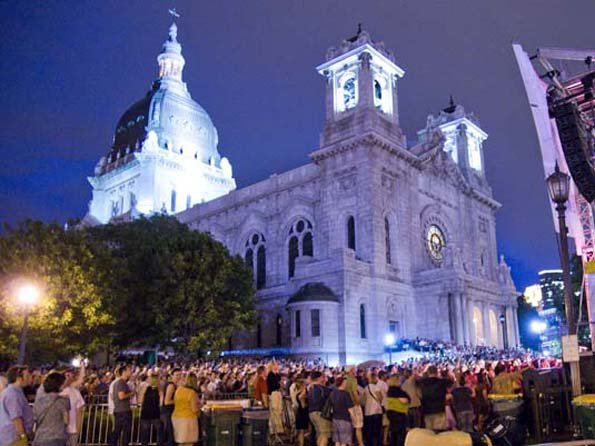 Tour Basilica Block Party 2011 Dates