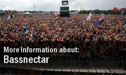 Bassnectar Show Tickets
