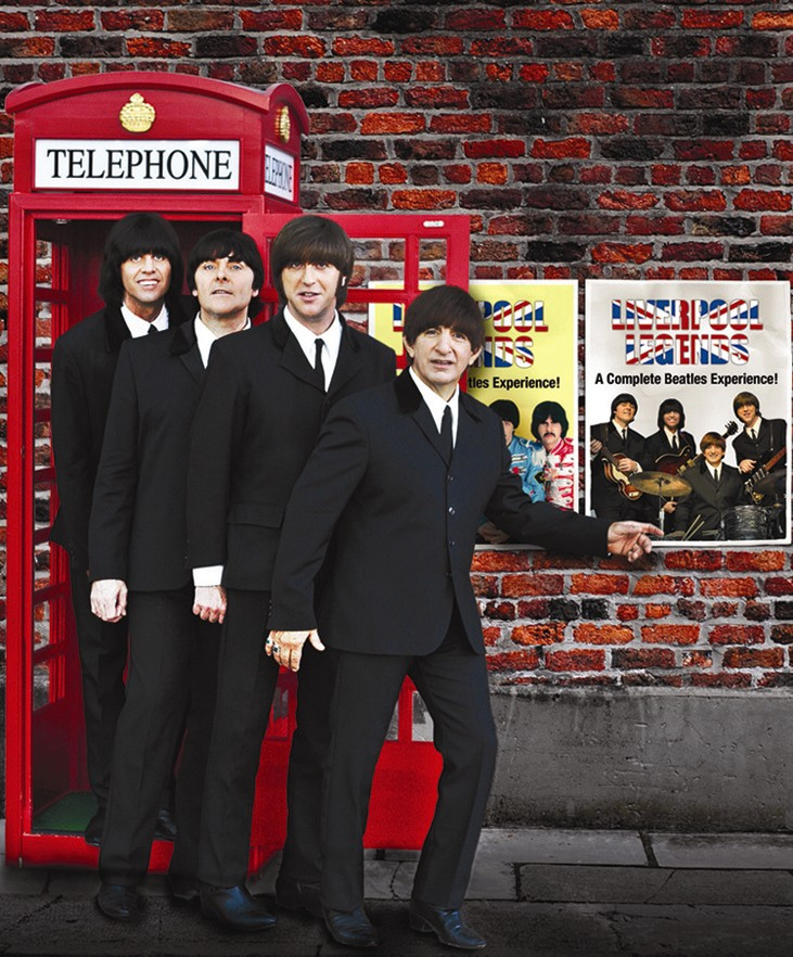 Beatles Tribute Dates Tour 2011